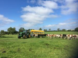 Tractor & Trailer Ride